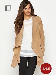 savoir-suede-waterfall-jacket