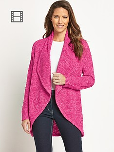 savoir-matte-and-shine-drape-cardigan
