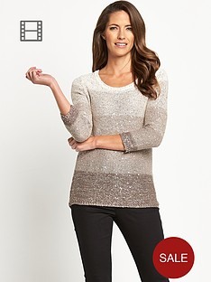 south-ombre-sequin-jumper