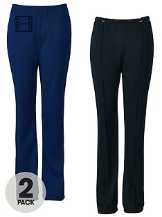 savoir-pull-on-jersey-straight-trousers-2-pack