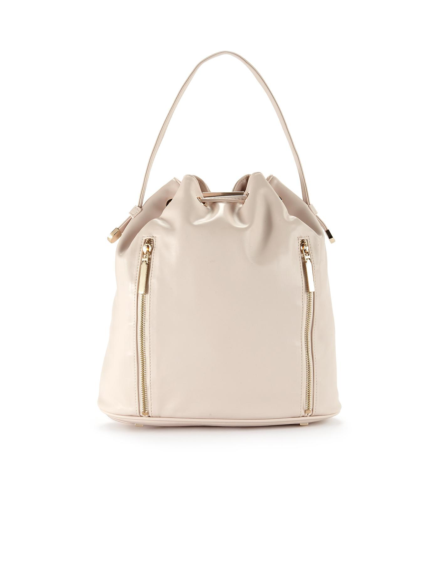 French Connection Duffle Bag - Nude, Nude