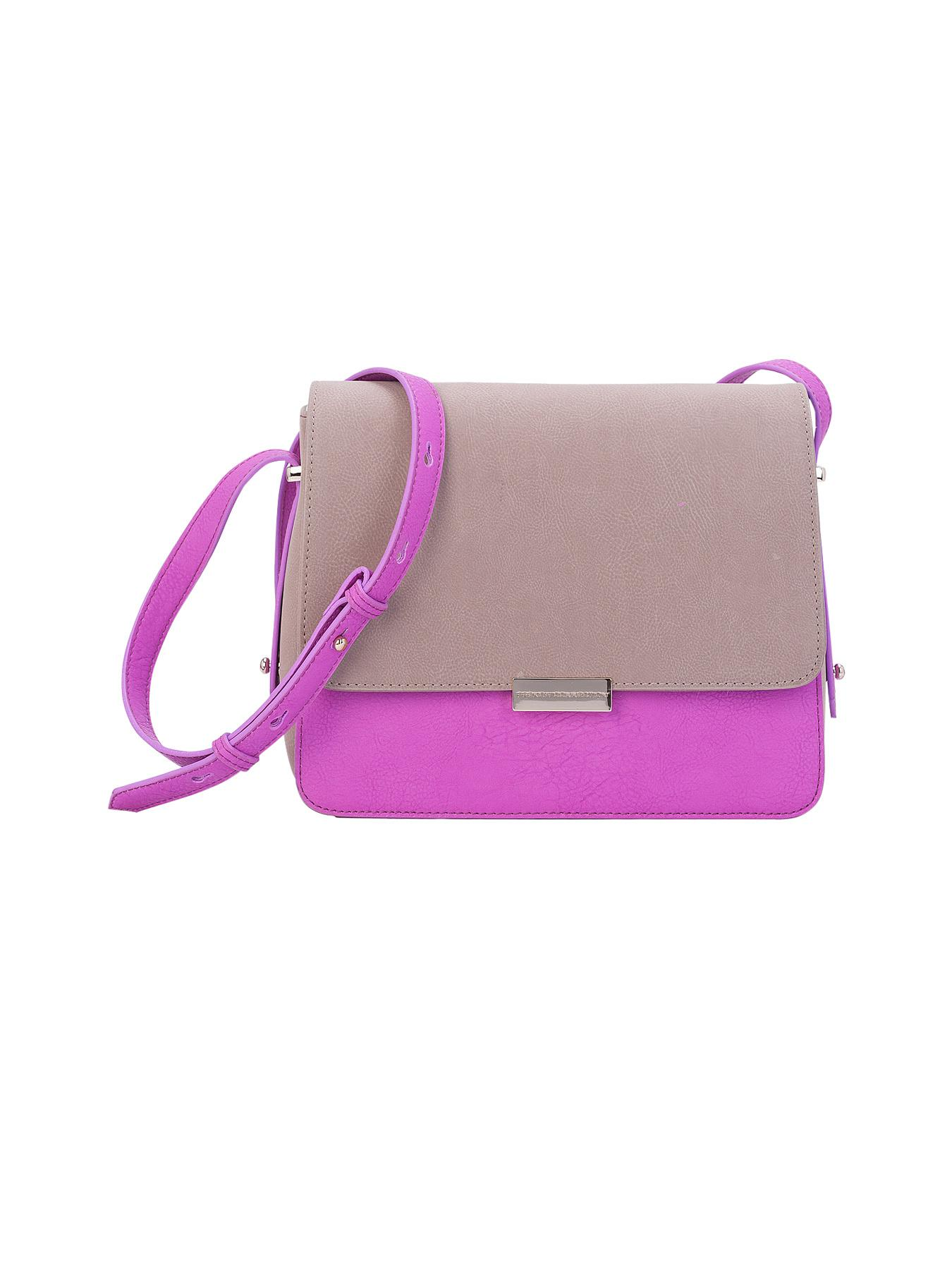 French Connection Crossbody Bag - Pink, Pink