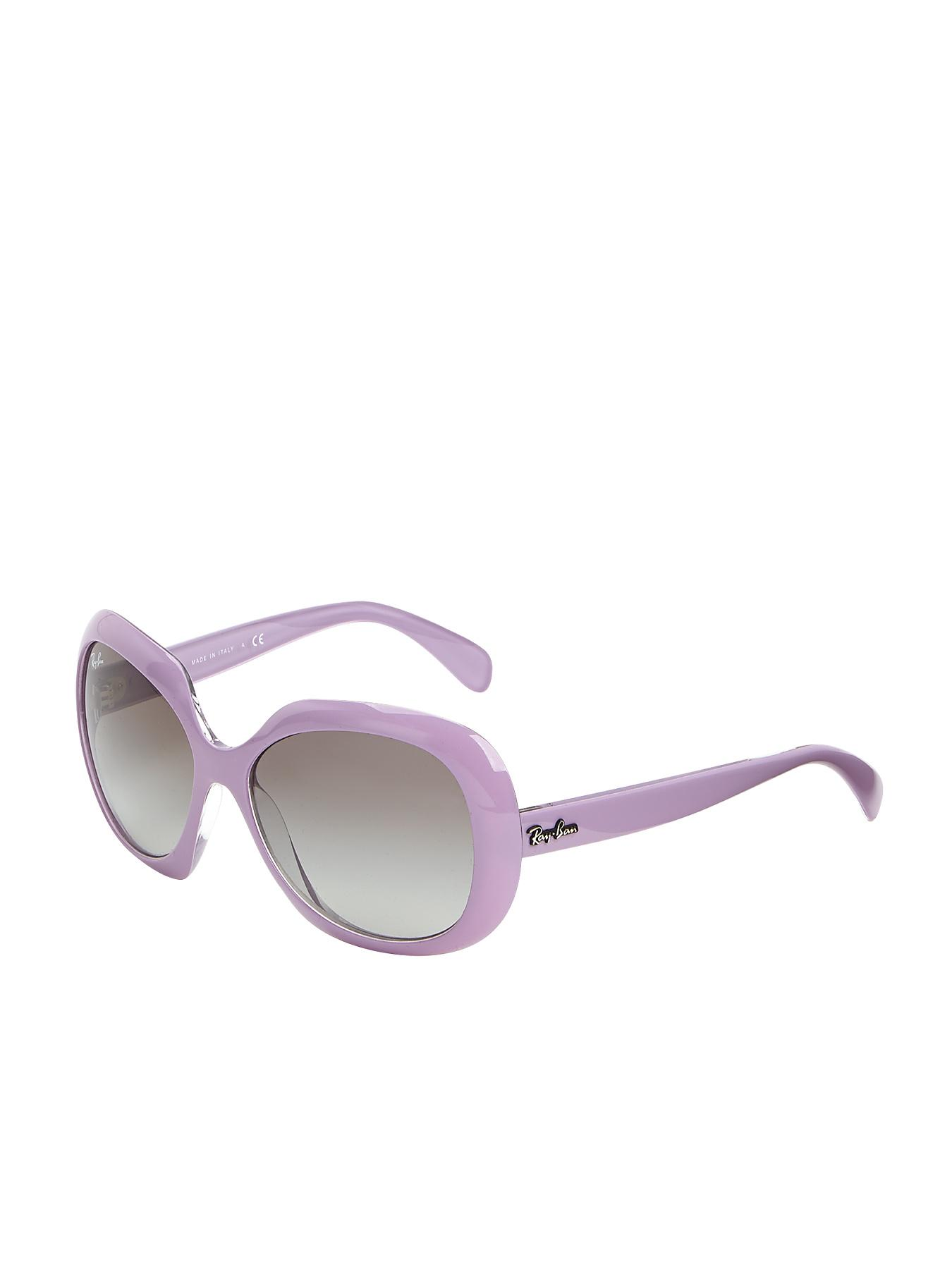 Ray-Ban Oversized Sunglasses - Pink, Pink