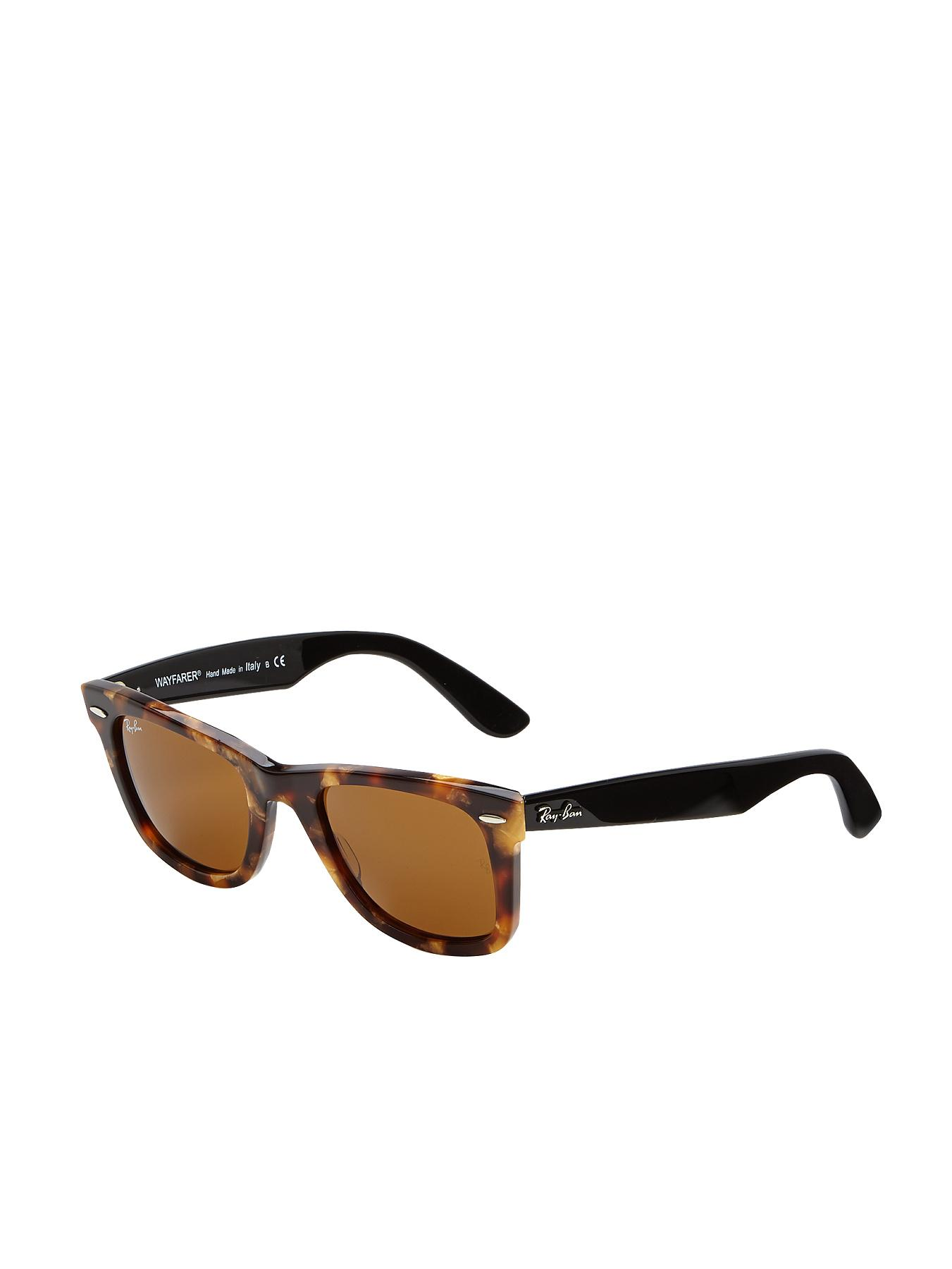 Ray-Ban Wayfarer Sunglasses - Brown, Brown