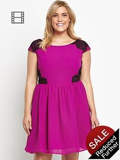 so-fabulous-lace-insert-skater-dress