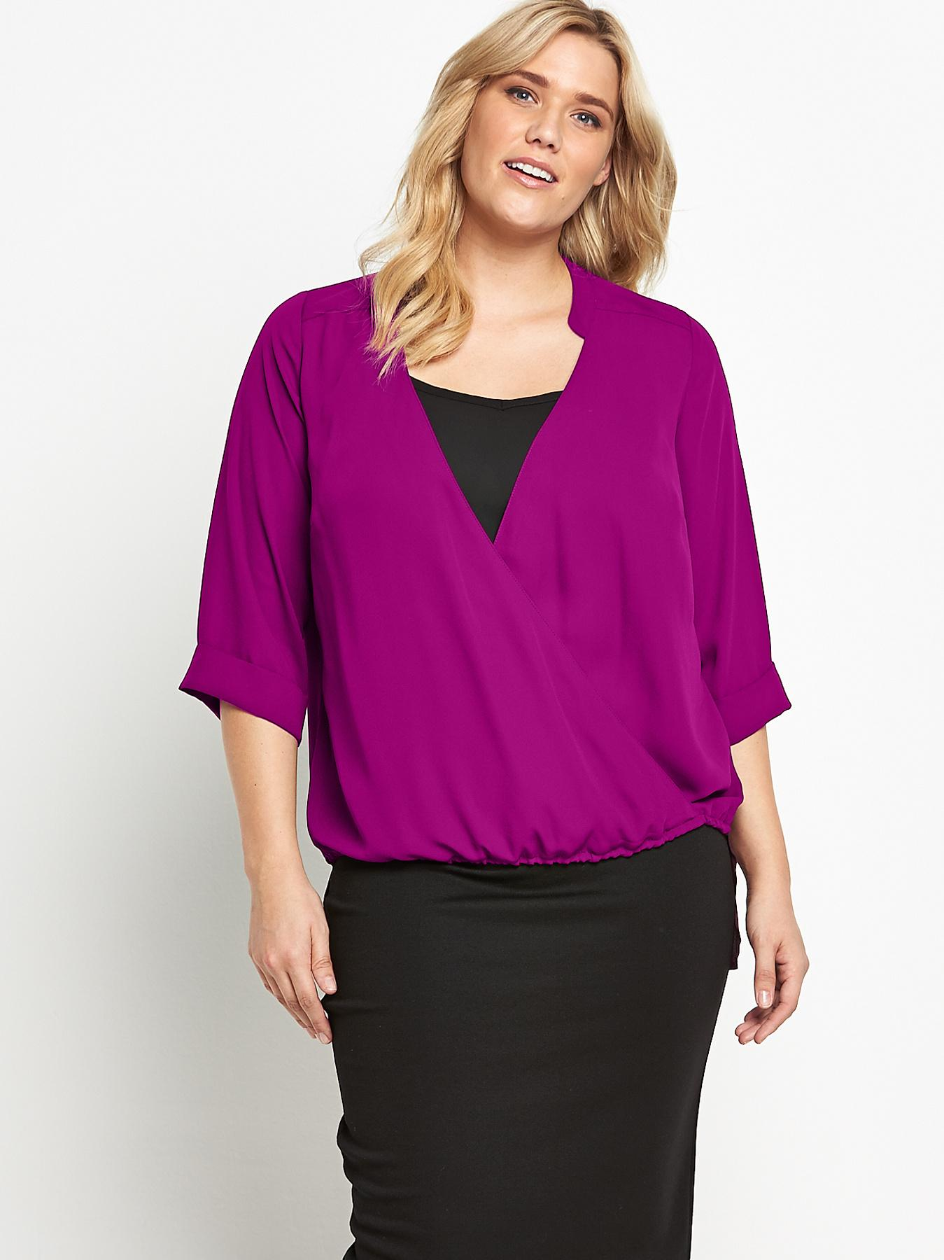 Plus Size Formal Separates