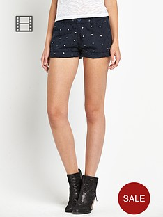 superdry-broderie-hot-shorts