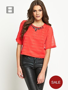 little-mistress-embellished-neck-top