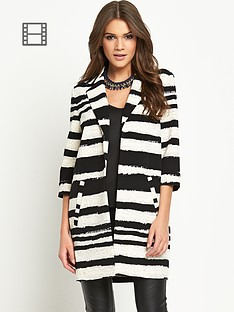 girls-on-film-stripe-oversized-jacket