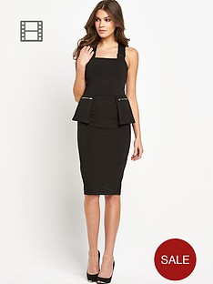 lavish-alice-peplum-pocket-crossover-strap-bodycon-midi-dress
