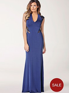 jessica-wright-rachelle-lace-insert-maxi-dress