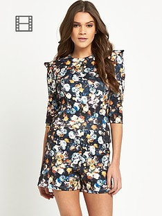 lavish-alice-floral-structured-playsuit