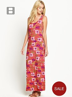 south-petite-print-racer-back-maxi-dress
