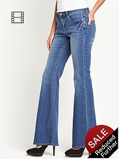 south-1932-kickflare-jeans