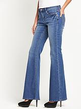 Petite 1932 Kickflare Jeans