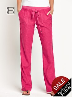 south-petite-linen-fashion-trousers