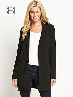 south-petite-crepe-soft-longline-jacket