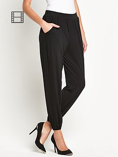 south-petite-cuffed-jersey-trousers