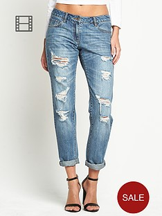 south-all-over-ripped-boyfriend-jeans
