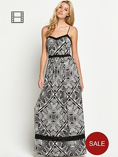 south-crinkle-print-maxi-dress
