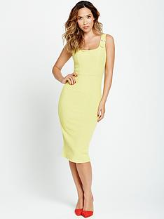 myleene-klass-textured-pocket-detail-dress