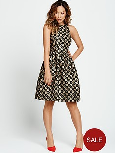 myleene-klass-jacquard-dress