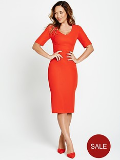 myleene-klass-fitted-pencil-dress