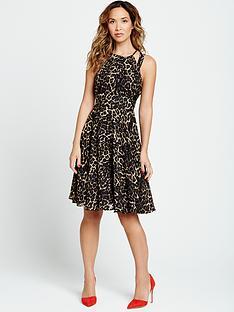 myleene-klass-cut-out-shoulder-dress