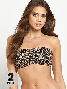 intimates-solutions-bandeau-minimiser-bras-2-pack
