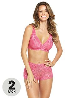 sorbet-elegance-glossy-lace-bras-2-pack