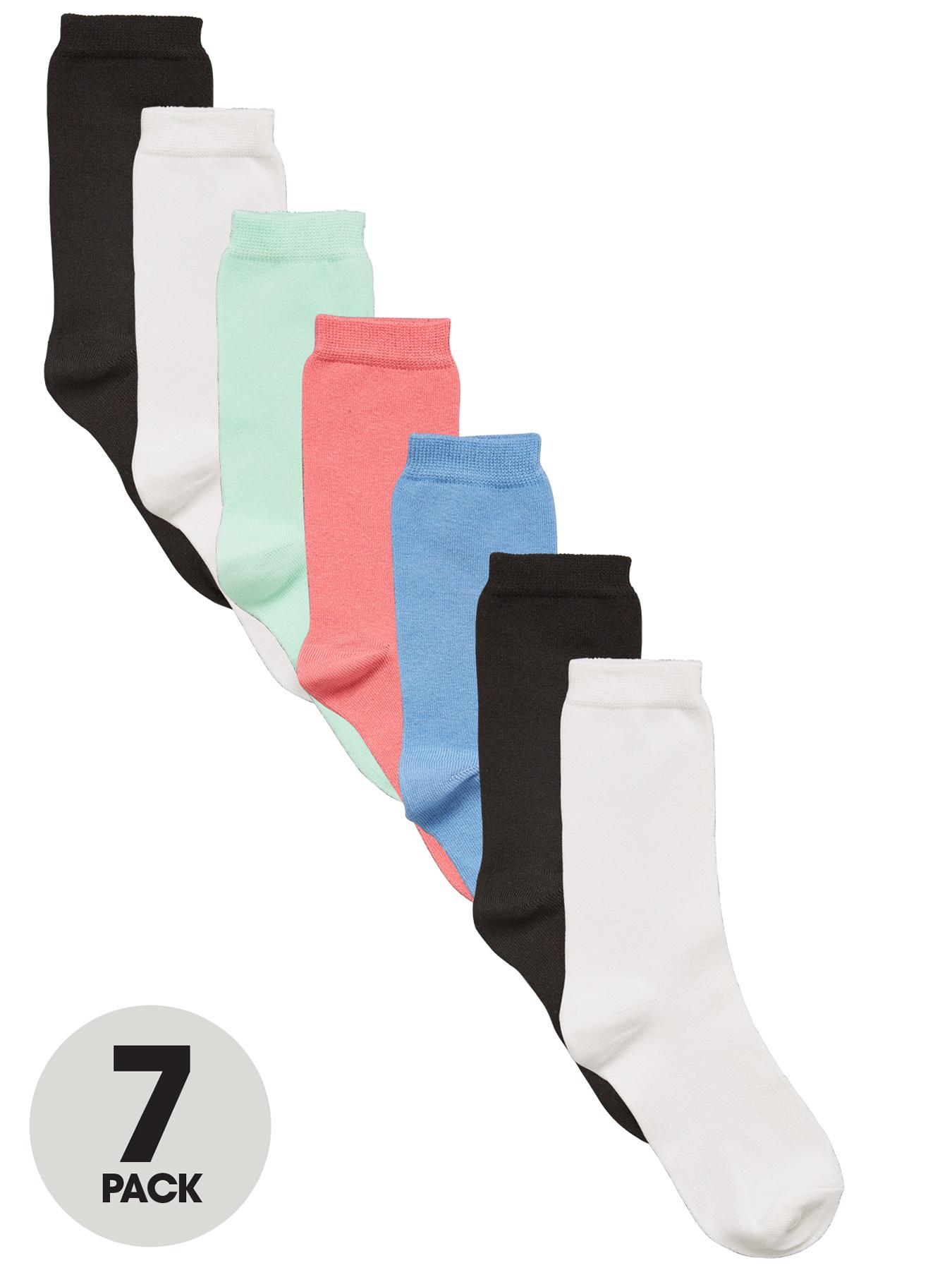 Intimates Essentials Socks (7 Pack)