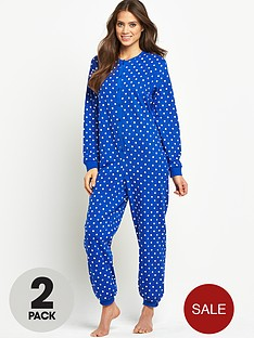 sorbet-spot-and-stripe-onesie-2-pack