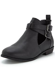 shoe-box-tori-strappy-flat-cut-out-ankle-boots