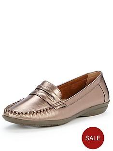 foot-cushion-josie-loafers-bronze