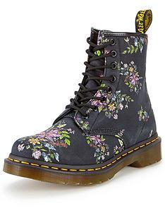 dr-martens-castel-8-eyelet-floral-boots