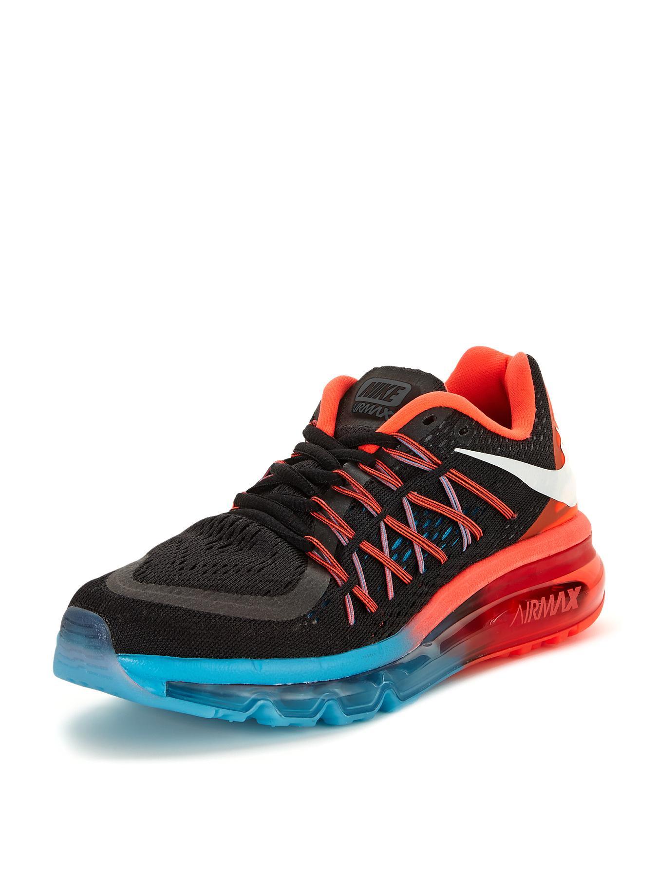 Nike Air Max 2015 Junior Trainers - Black, Black