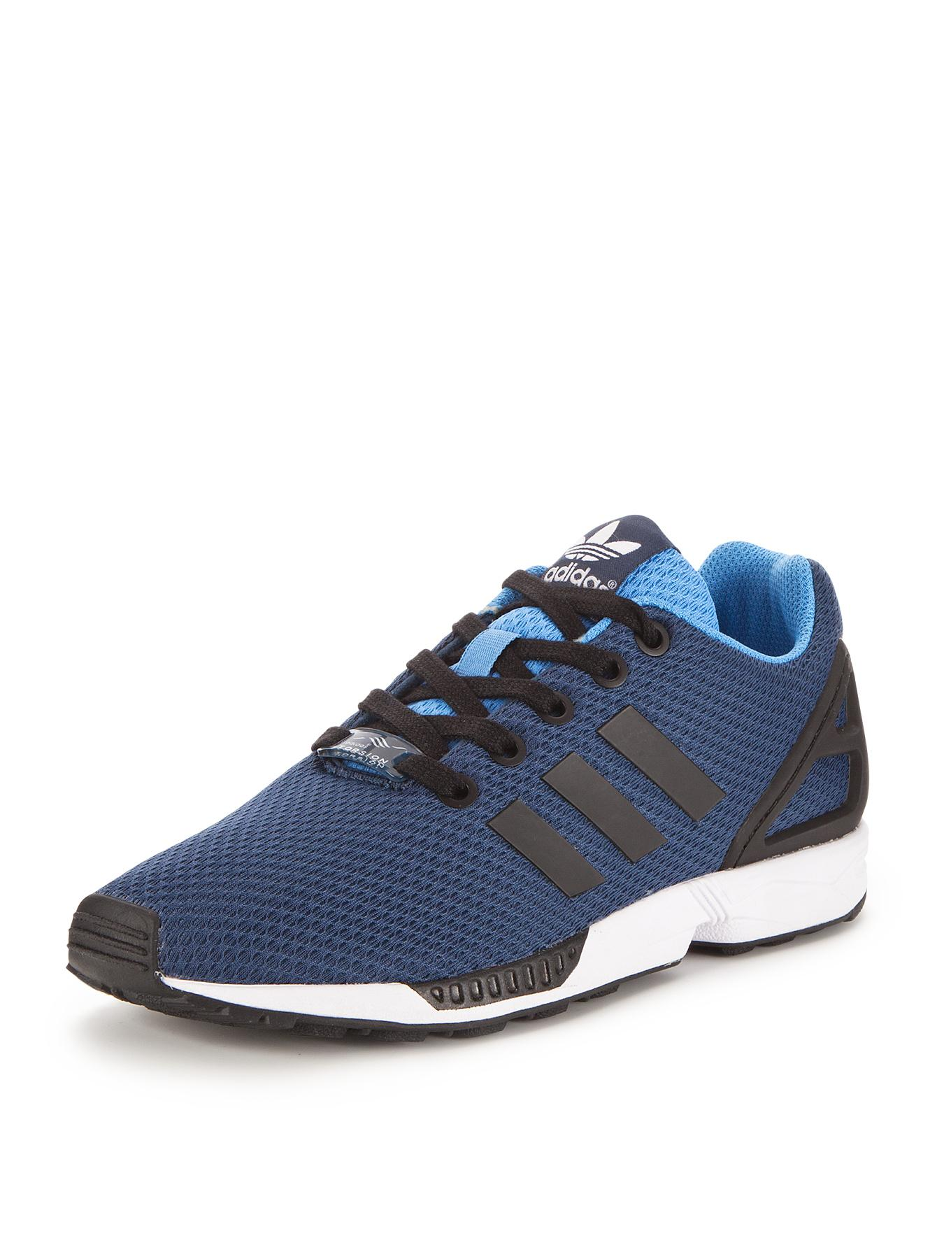 adidas Originals ZX Flux Junior Trainers - Navy, Navy