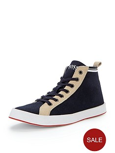boss-hugo-boss-boys-high-top-plimsolls
