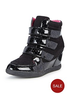 freespirit-roxy-girls-wedge-hi-top-trainers