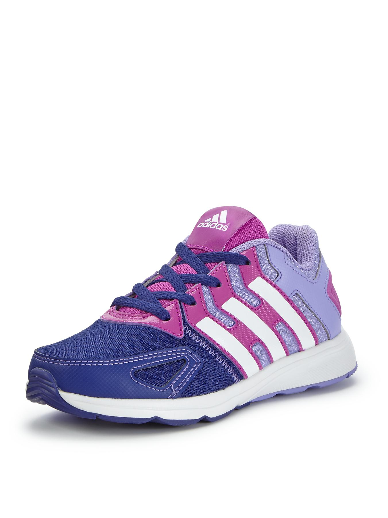 adidas Az-Faito Junior Trainers - Purple, Purple