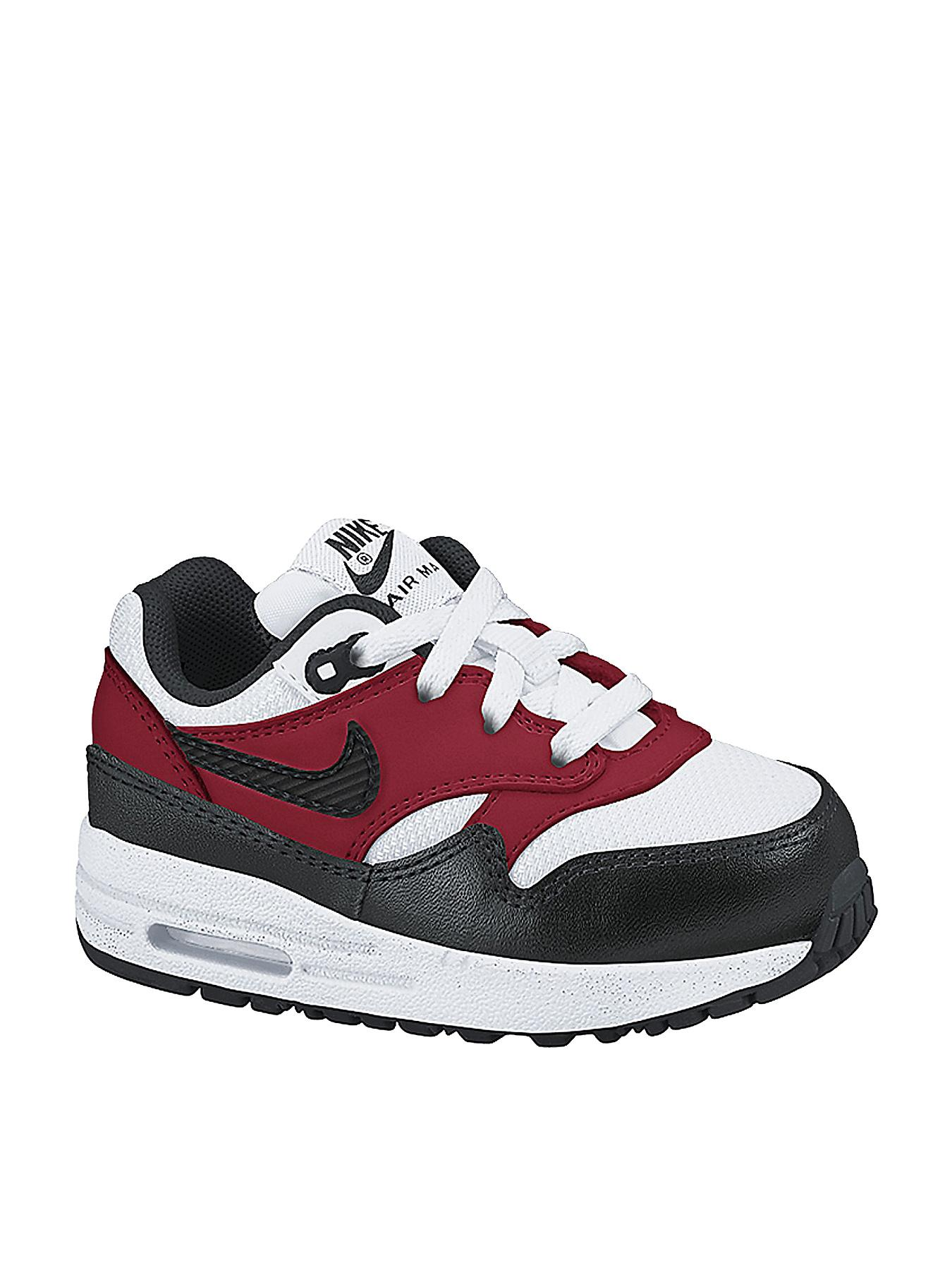 Nike Air Max 1 Trainers - White, White