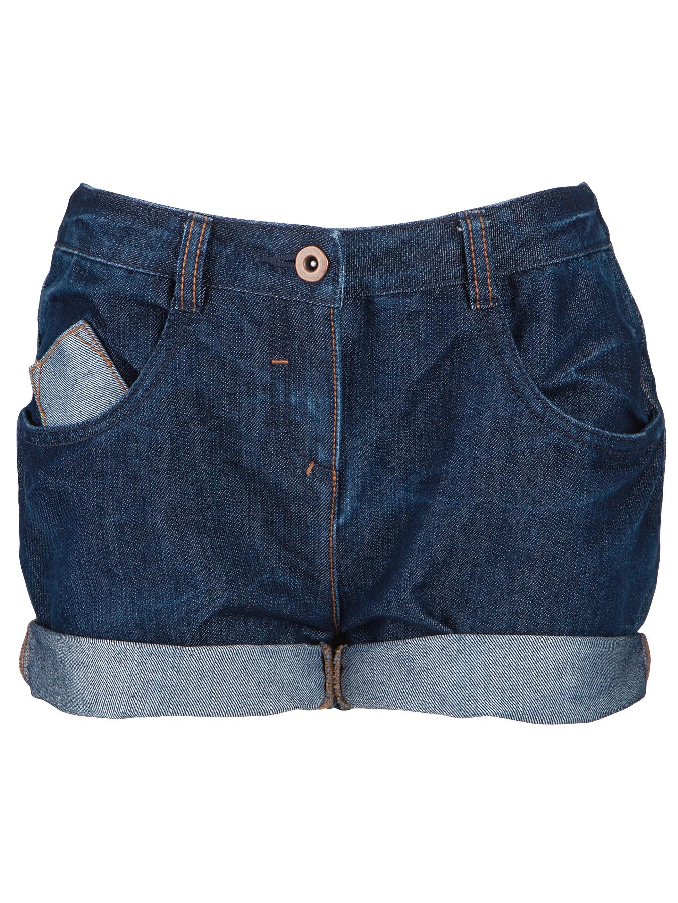 Freespirit Girls Denim Shorts
