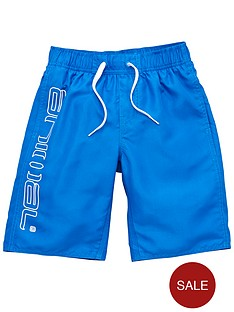 animal-logo-swim-shorts