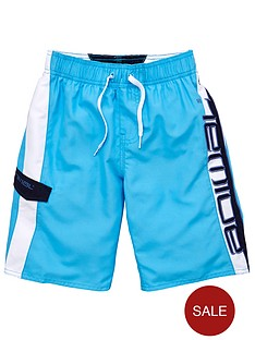 animal-side-logo-swim-shorts
