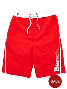 bench-logo-swim-shorts