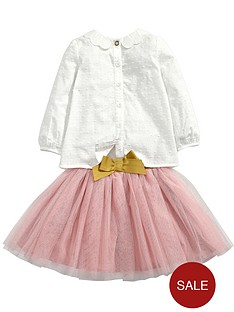 mamas-papas-blouse-and-tutu-set