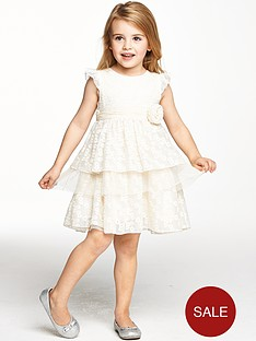 ladybird-girls-lace-tiered-occasion-dress