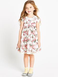 ladybird-girls-floral-crochet-collar-dress