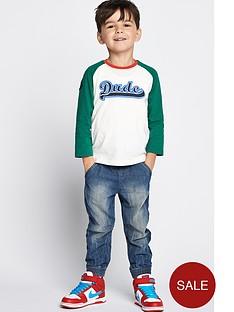 ladybird-boys-dude-2-piece-top-and-jeans-set
