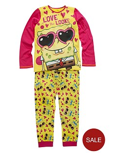 spongebob-squarepants-girls-pyjamas